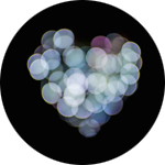 Leuchtkasten Valentinstag