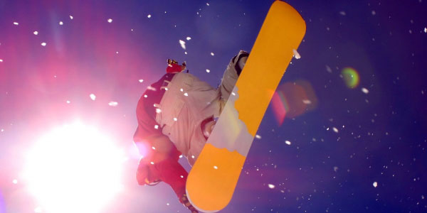 Thema Snowboarden bei PantherMedia