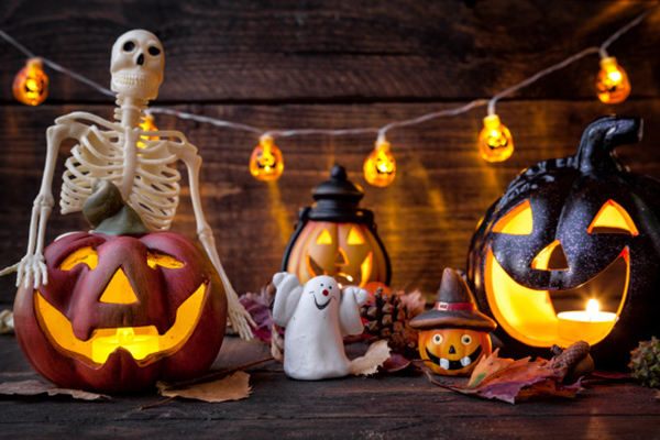 Get inspired by the PantherMedia Halloween-Lightbox